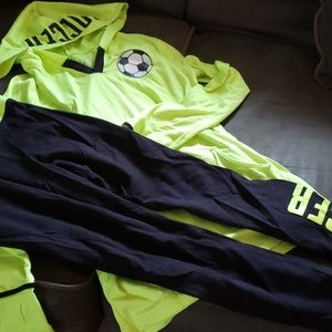 Justice Soccer Outfit